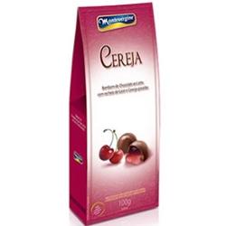 Chocolate Montevergine Licor Cereja 100g