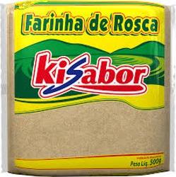 Farinha Rosca Ki Sabor 500g