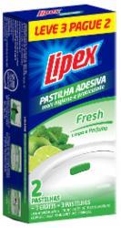 Pastilha Adesiva Lipex 10g Leve 3 Pague 2 Fresh