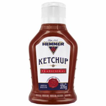 Ketchup Hemmer 320g Tradicional