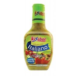 Molho Salada Ki Sabor 240ml Italian
