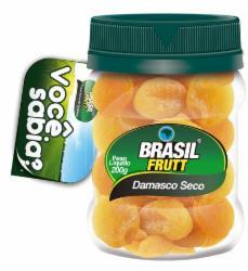 DAMASCO BRASIL FRUTT 200G