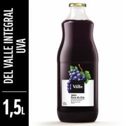 Suco Del Valle 100% Integral 1,5L Uva Tinto