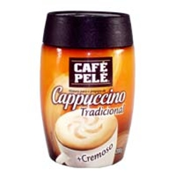 Cappuccino Pele 200g Tradicional