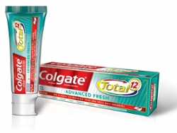 Gel Dental Colgate Total 12 90g Advanced Fresh