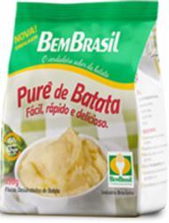 PURE BATATA BEM BRASIL 150 GRS