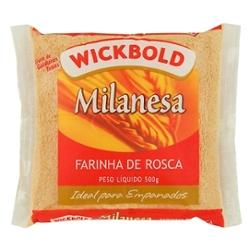 Farinha Rosca Wickbold 500g