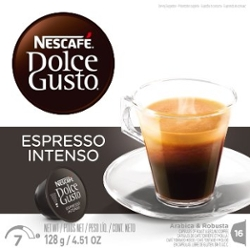Nescafe Dolce Gusto 128g Espresso Intenso