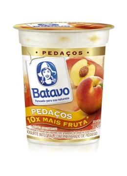 IOG BATAVO PEDACOS 100G PESSEGO