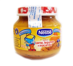 Sopinha Nestle 115g Carn/Leg/Mac