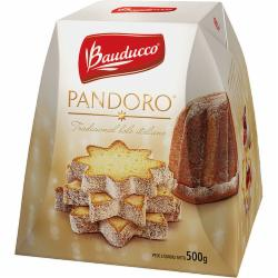 Panettone Bauducco 500g Pandoro