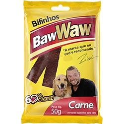 Bifinho P/ Caes Baw Waw 50g Carne