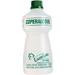 Álcool Coperalcool 500ml 46º Bacfree Eucalipto