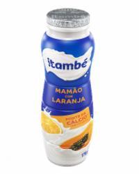 Iog Liq Itambe 170g Mamao/Laranja