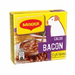 Caldo Maggi 63g Bacon