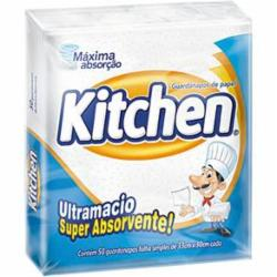 Guard Kitchen F Sim 23,5x22 Branco com 50+10 Gts