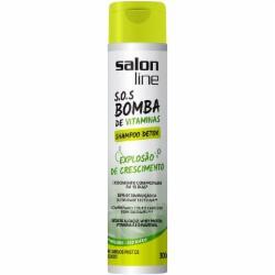 Shampoo Salon Line 300ml Sos Bomba Detox