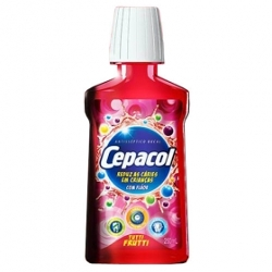 Solucao Bucal Cepacol 250ml Junior Tutti Frutti