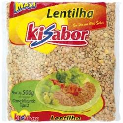 Lentilha Ki Sabor 500g