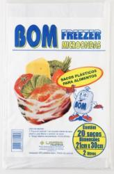 Saco Bom Freezer Lafra 20un 2 kg
