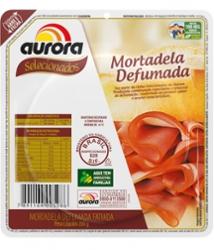 Mortadela Aurora 200g Defumada