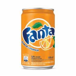 Refrigerante Fanta Lata 220ml Laranja