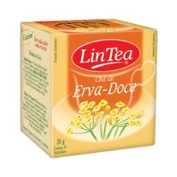 Cha Lin Tea Erva Doce 10 Saquinhos