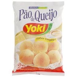 Mist Pao Queijo Yoki 250g