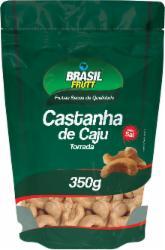 CASTANHA DE CAJU T. S/SAL BRASIL FRUTT 350G