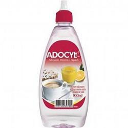 Adocante Liquído Adocyl 100ml Sacarina