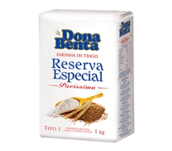 Farinha Trigo Dona Benta 1kg Reserva Especial