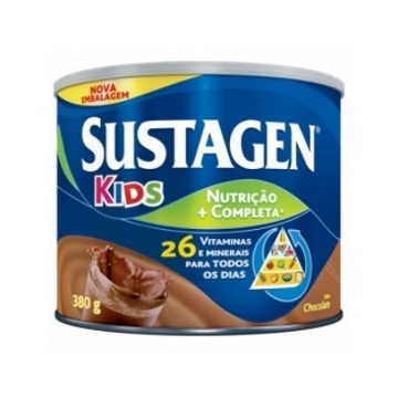 SUSTAGEM KIDS 380G CHOCOLATE