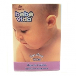 AGUA DE COLONIA BEBE VIDA 100ML