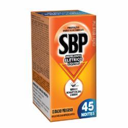 Inseticida Elétrico Líquido SBP 35ml 45 Noites Refil