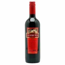 VINHO COUNTRY WINE 750ML TTO SUAVE