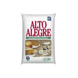 Açúcar Refinado Alto Alegre 1kg