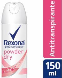 Desodorante Aerosol Rexona 150ml Feminino Powder Dry