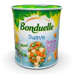 Seleta Suave Bonduelle 200g Lt