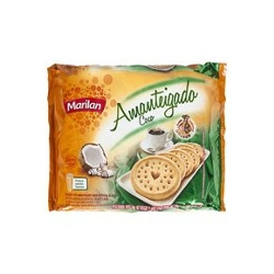 Biscoito Marilan Amantegado 330g Coco