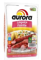 Linguiça Fininha Aurora 220g