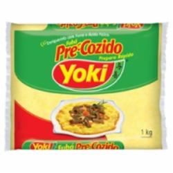 Fuba Pre Cozido Yoki 1kg