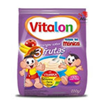 MINGAU VITALON 200G 3 FRUTAS SACHET