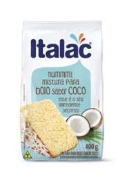 Mist Bolo Italac 400g Coco