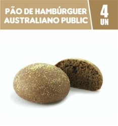 PAO HAMB. AUSTRALIANO 280G PUBLIC