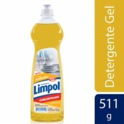 Lava Louças Limpol Gel 511g Calendula