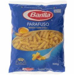Mac Barilla Ovos 500g Parafuso