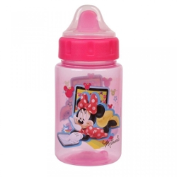 Copo com  Tampa Baby Go 340ml Minnie