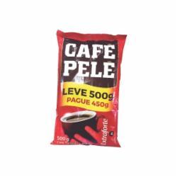 Café Pelé Extra Forte Leve 500g Pague 450g