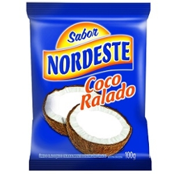 Coco Ralado Nordeste U.A. 100g