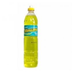 Detergente Líquido Minuano 500ml Neutro